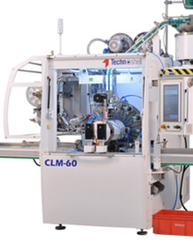 Tube Labeling and Capping Machine CLM-60