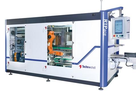 Robotic Tube Packer RTP ace