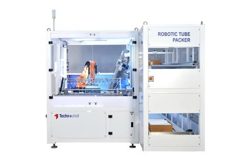 Robotic Tube Packer RTP 150