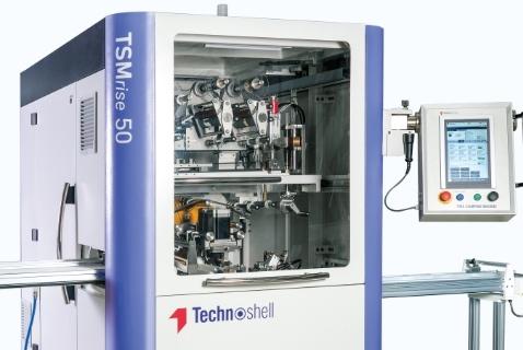 Tube Hot Foil Stamping TSM rise-50