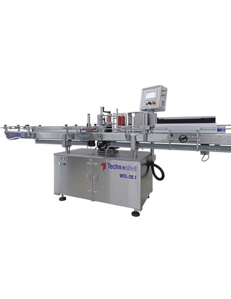 Wrap Around Labelling Machine WCL 20.1