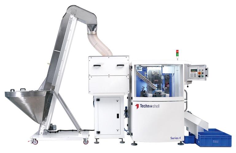 Cap Hot Foil Stamping Machine Series 4