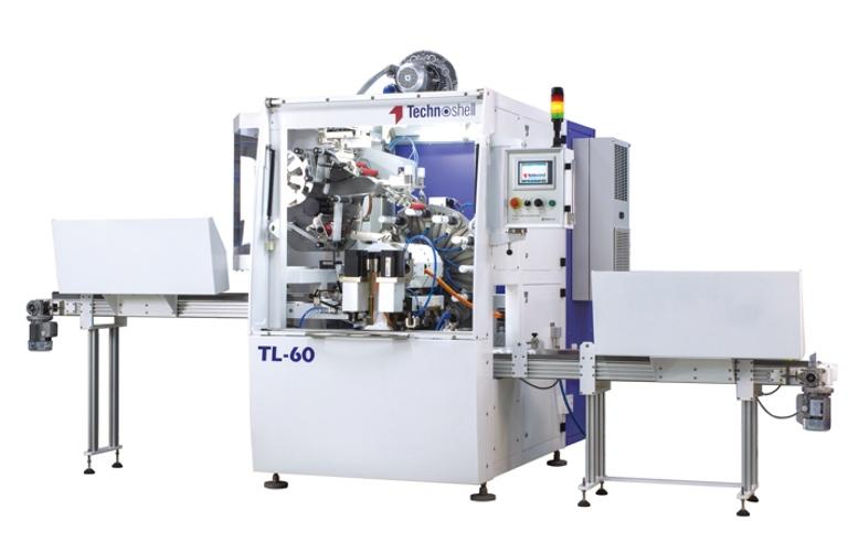Tube Labeling Machine TL-60